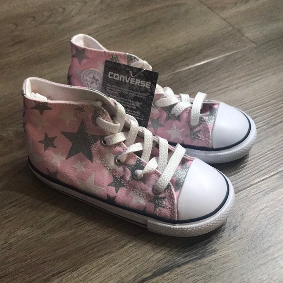 converse sneakers for toddler girls